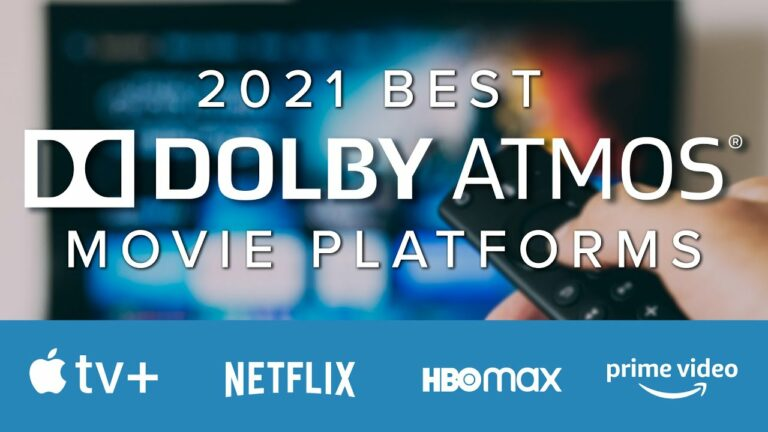 How to Get Dolby atmos Movies in 2021 | Netflix, Disney ...